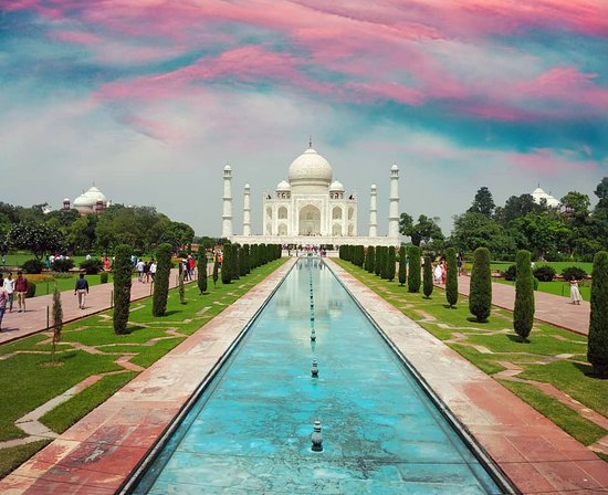 ‪Same Day Tour Taj Mahal‬