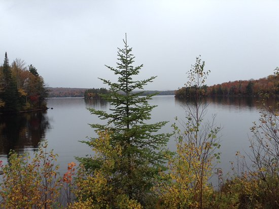 Адирондакс, Нью-Йорк: Adirondacks, New York  Uno dei circa 2700 laghi