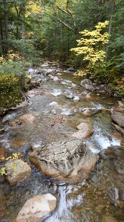 The Basin at Franconia Notch State Park: Just pretty amazing