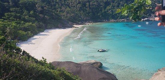 Khao Lak Scuba Adventures : shuttled in to this gorgeous beach.