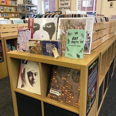 Warren Record Store