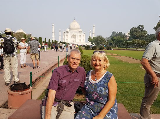 Deccan Odyssey: Taj Mahal