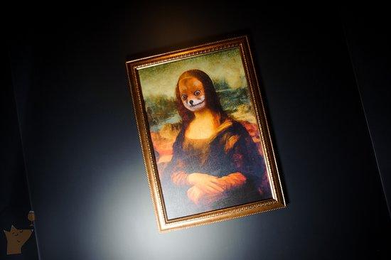 Drunk Fox Kyiv: Mona Lisa
