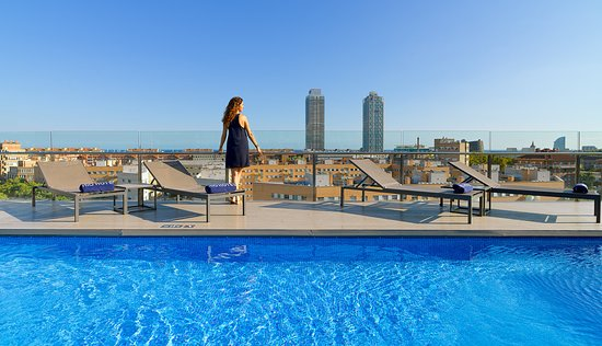 A Groupon Special Next Time Would Book It All Myself Review Of H10 Marina Barcelona Hotel Barcelona Spain Tripadvisor