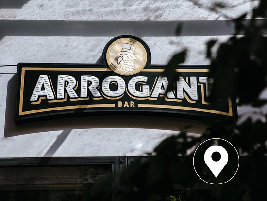 Arrogant Bar
