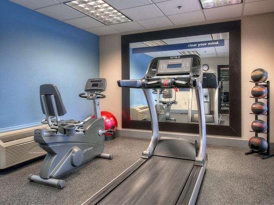 Hampton Inn Kingsport: Health club