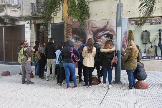 MVD Street Art Tour