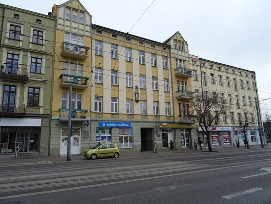 """Kamienica Jana Starowicza """"Pod Goralem"""""""