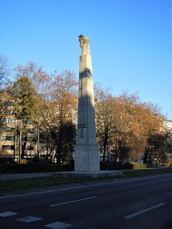 Monument de la Cavalerie Belge et des Blindes