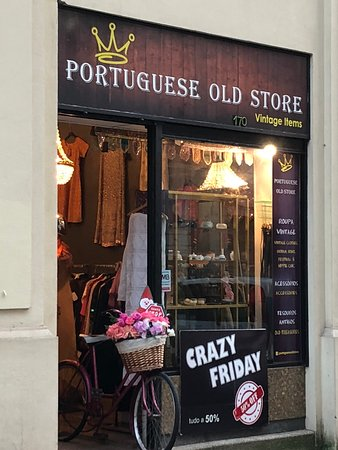 Portuguese Old Store