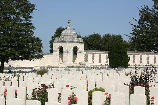 Wereldoorlog I Slagvelden Ronde van ...