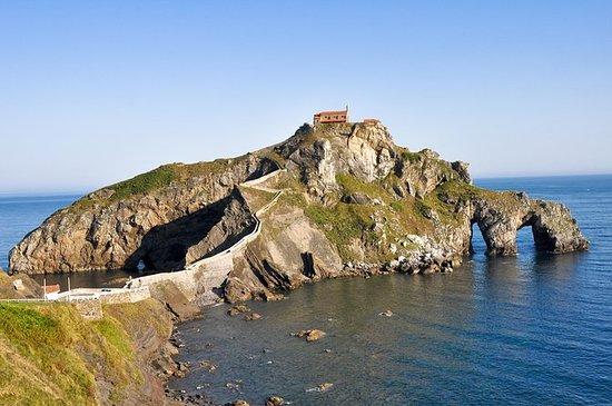 Utforsk den baskiske kysten (Vizcaya...