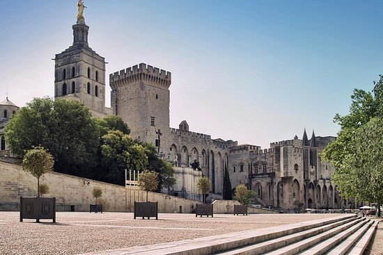 Avignon Walking Tour Including...