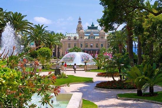 Ganztägige Tour nach Monaco und Èze...