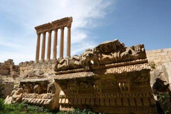 Excursion d'une journée à Anjar...