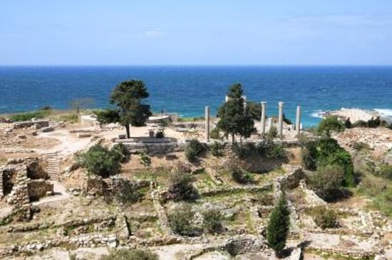 Byblos and Jeita Grotto Day Trip from...