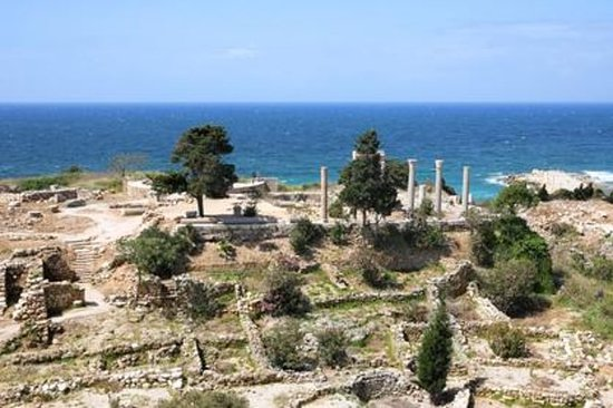 Private Tour: Byblos, Jeita Grotto...