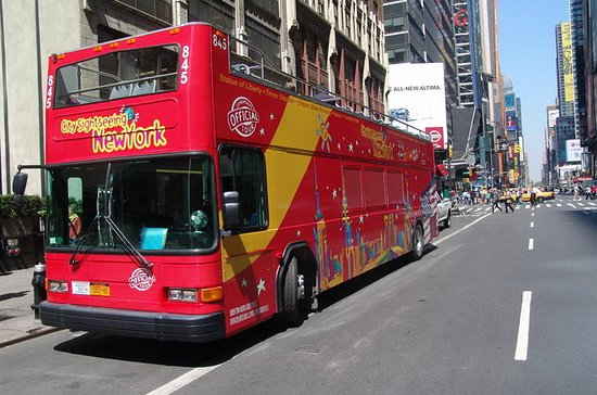 City Sightseeing i New York på...