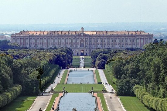 Palace of Caserta and La Reggia...