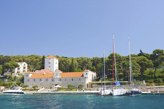 Solta Island Dagstur fra Split...
