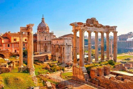 Imperial Rome Day Trip fra Firenze med...