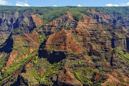 Private Waimea Canyon Tour