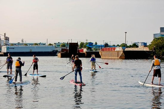 Victoria Harbour Stand-Up Paddleboard...