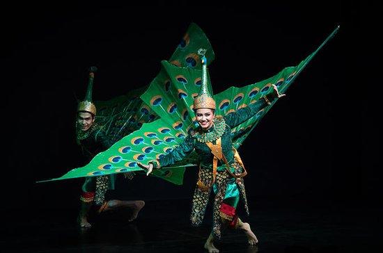 Spettacolo di danza tradizionale