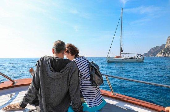 Dagstur til Capri Island fra Napoli