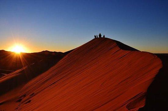 Erg Chebbi Dunes: Sahara Desert...