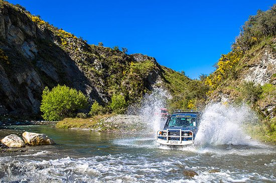 Queenstown Lord of the Rings Off-Road...