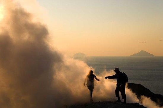 Stromboli Trekking da Tropea incluso