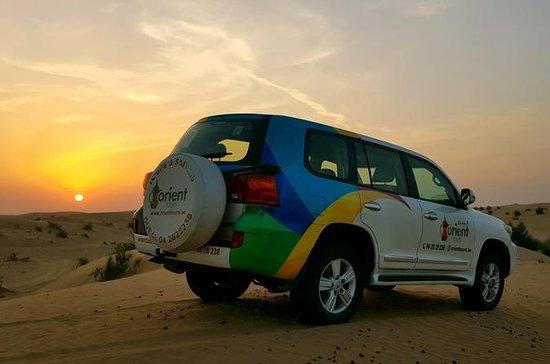 4x4 Dubai Desert Safari With Quad Bike Drive From Dubai Provided By
