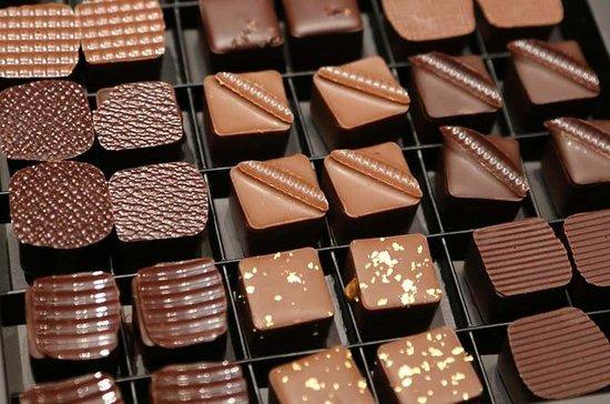 Balade autour du chocolat à...