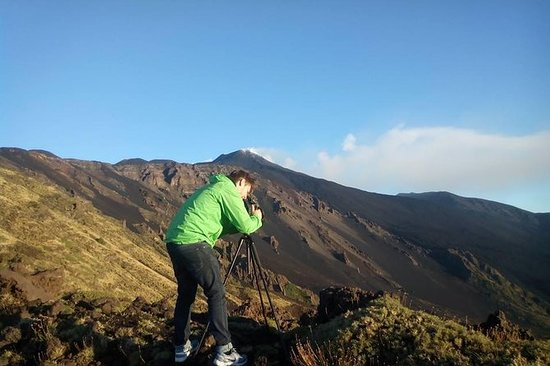 Etna Excursion from Catania
