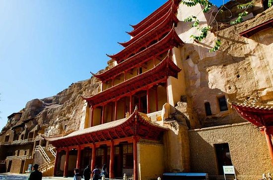 Dunhuang Private Day Tour Mogao...