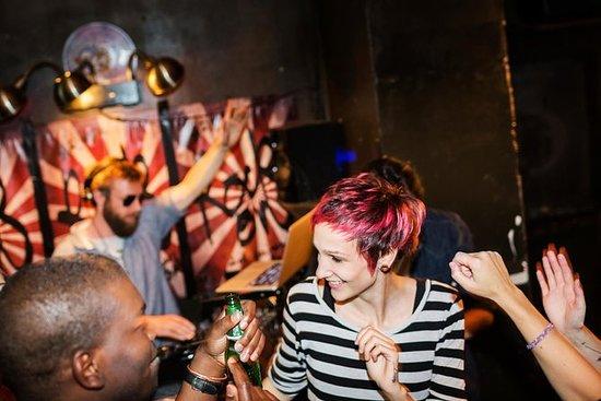 Tournée des bars à Berlin avec entrée...