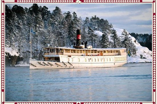 Julemandskrydstogt i Stockholms...