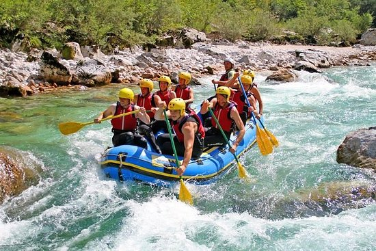 Soca River Full Day Experience from...