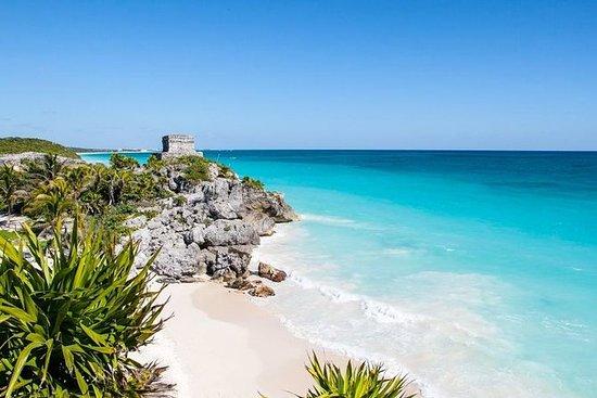 Tulum-Ruinen, Cenote und...