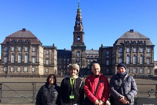 Grand Walking Tour of Copenhagen