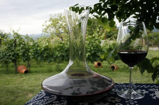 Full Day Wine Private Tour in Kakheti...