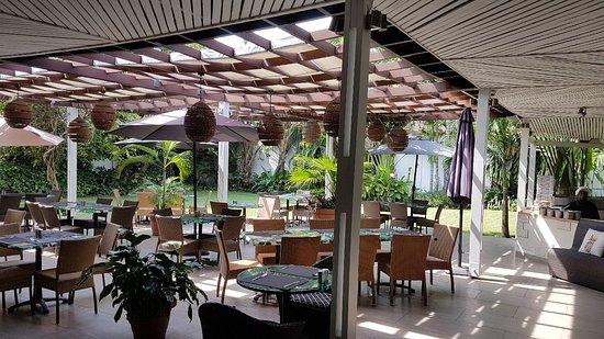 Top class restaurant in Kinshasa