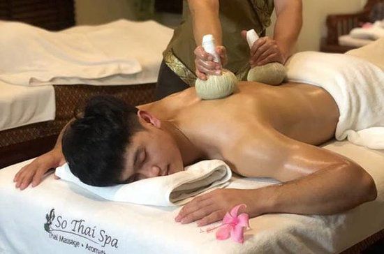 5-Hour Massage and Spa Experience in...