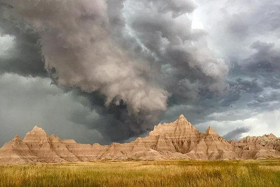 Rapid City's Badlands and Wall Drug...