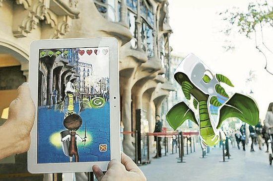 3-hour Barcelona Family Tour: Virtual...