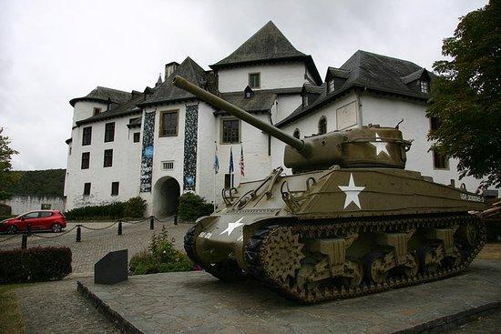 布鲁塞尔Bulge北部和南部站点私人全日游