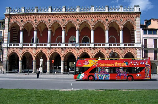 Padua City Sightseeing Hop-On Hop-Off...