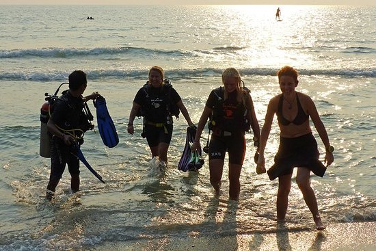 Introductory Scuba Diving Course...