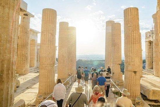 Tour de un día por Atenas: evite las...
